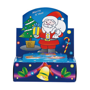 遊遊ティッシュ 新クリスマス20W