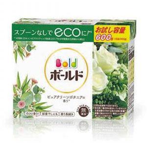 ボールド600g(ピュアクリーンボタニアの香り)