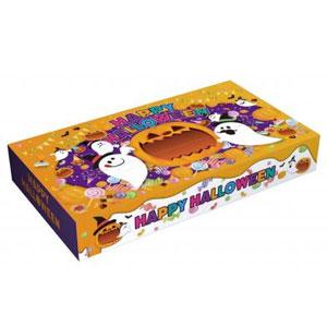 HappyHalloween BOXティッシュ40W