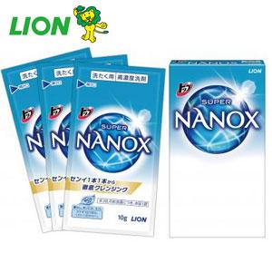 トップスーパーNANOX10g×3袋