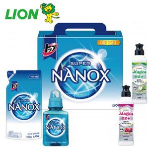 トップスーパーNANOX&CHARMY Magica酵素+ギフト4点セット